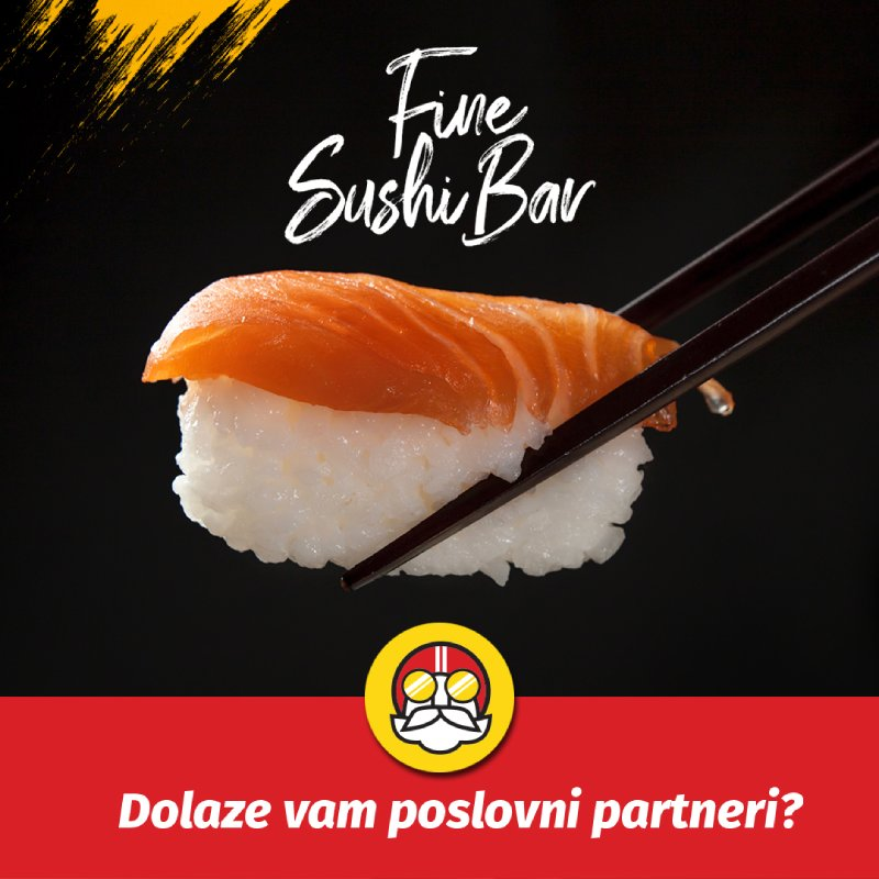 food delivery Sushi